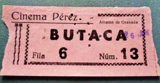 Cinema Pérez- Foto:todocoleccion