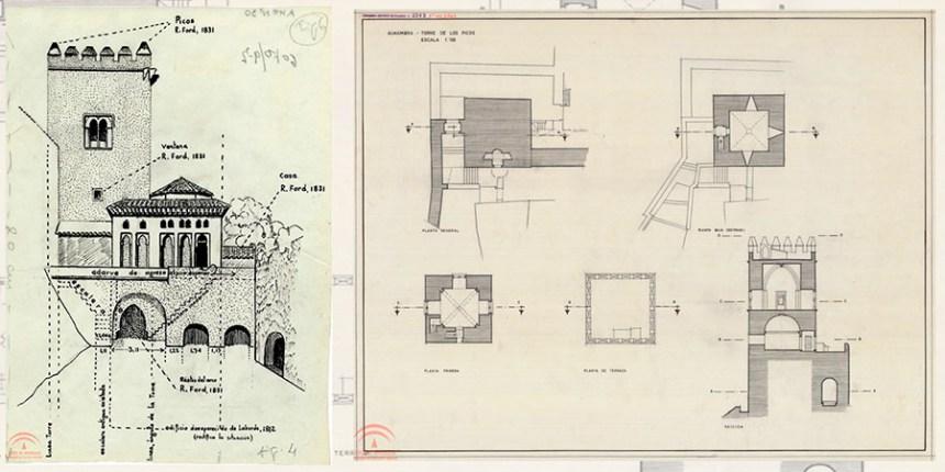 TORRE DE LOS PICOS - Patronato de la Alhambra