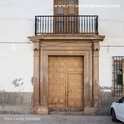 PORTADA - CASA DE LOS TOVARES
