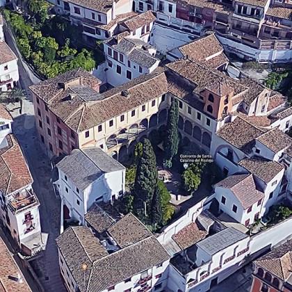 CONVENTO DE SANTA CATALINA DE SENA Foto:Googlemaps