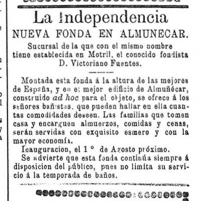 FONDA LA INDEPENDENCIA -