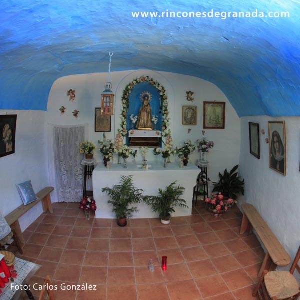 Ermita de los ngeles alhama rincones de granada granada - Los angeles granada ...