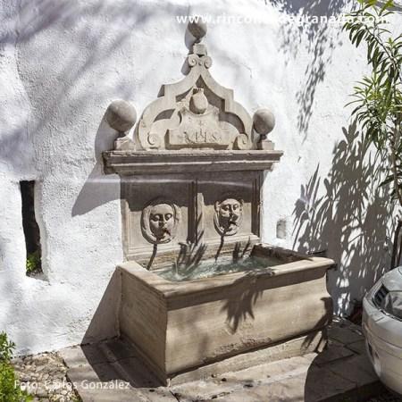 PILAR DE LA ANTEQUERUELA BAJA