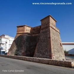 Fortín de Castillo de Baños - Hornabeque Castillo de Baños