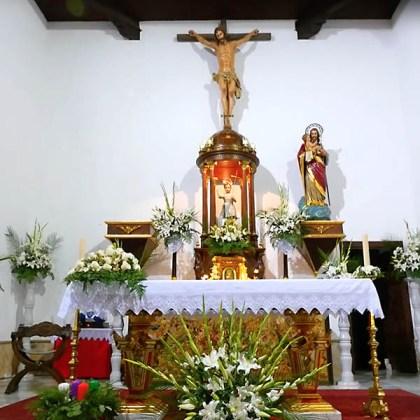ALTAR - IGLESIA DE SAN JOSÉ - OTÍVAR