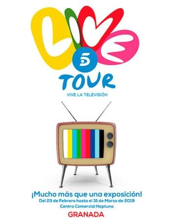 Telecinco Live Tour @ Centro Comercial Neptuno