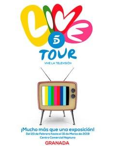 Telecinco Live Tour en Granada