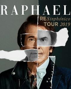 """Concierto Raphael """"RESinphónico Tour 2019"""" en Granada"""