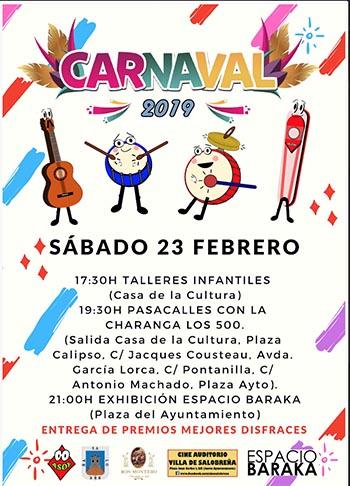 Carnaval de Salobreña 2019
