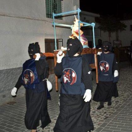 Entierro de la Zorra Nigüelas - Foto- Mª del Rosario Ortiz Amores-