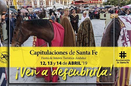 Capitulaciones de Santa Fe 2019 @ Santa Fe
