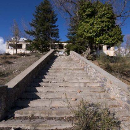 Dependencias abandonadas Minas del Conjuro - Foto: Manuel Millán Herce Pagliai.