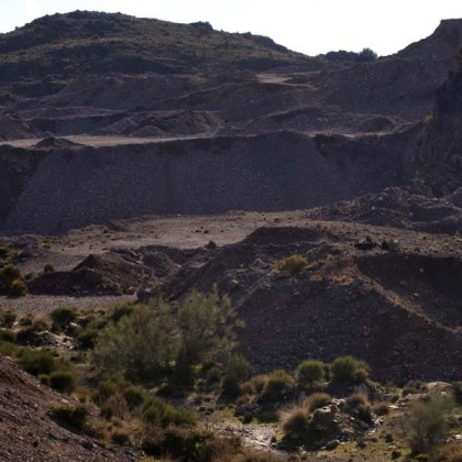 Minas del Conjuro - Foto: Manuel Millán Herce Pagliai.
