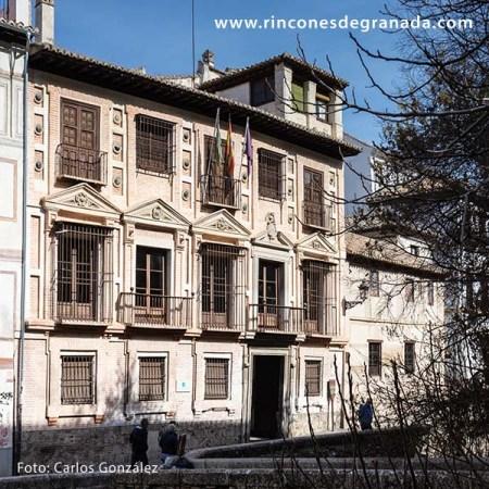 Palacio de los Carvajal - Casa de los Condes de Arco