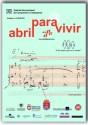 XVIII edición del festival Abril para Vivir