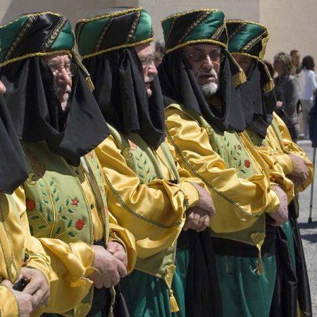 FIESTAS DE MOROS Y CRISTIANOS EN BENAMAUREL
