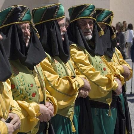 FIESTAS DE MOROS Y CRISTIANOS EN BENAMAUREL @ Benamaurel