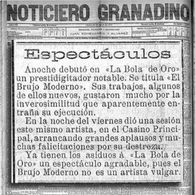 MERENDERO BOLA DE ORO