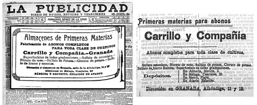 Carrillo y Compañía - 1905 -1910