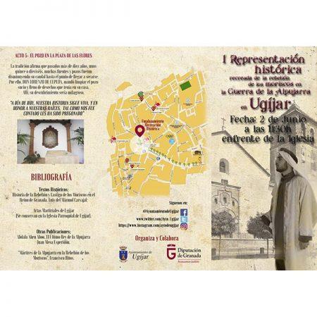 I Recreación histórica de la rebelión de los moriscos, en la guerra de la Alpujarra en Ugíjar