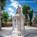 MONUMENTO A PEDRO ANTONIO DE ALARCÓN