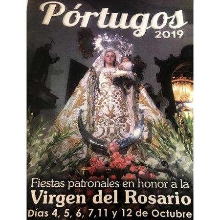 FIESTAS DEL ROSARIO PÓRTUGOS