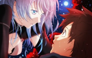 Beatless anime