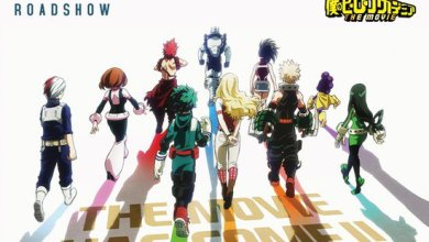 My Hero Academia THE MOVIE: Futari no Hero,