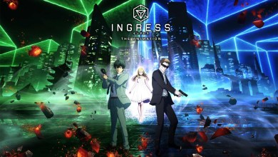 Ingress: The Animatión