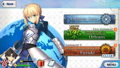 Fate/Grand Order Puzzle Singularity I: Escape from the Baker Street escape room