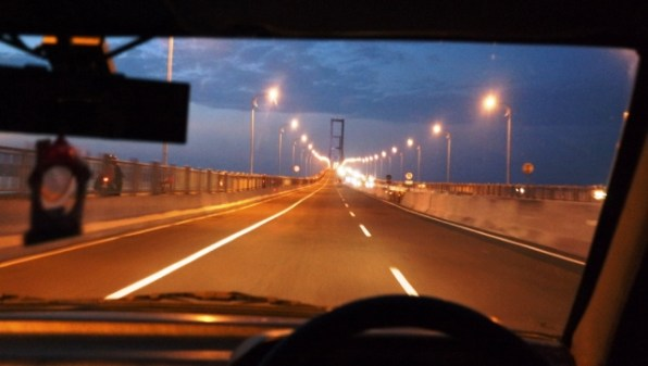 @Suramadu Bridge, Surabaya-Indonesia