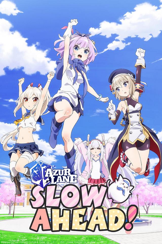Azur Lane: Bisoku Zenshin!