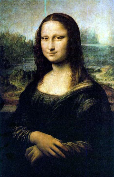 amonalisa De Mona Lisa is het bekendste en duurste kunstwerk ter wereld.