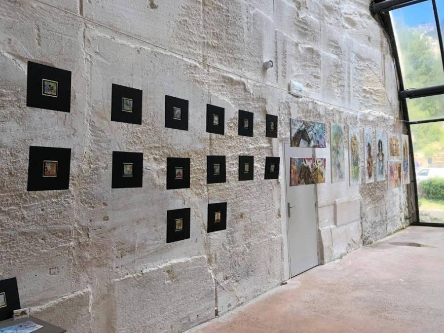 Galerie Carrières du Val d'Enfer