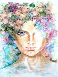 Flora  mythologie