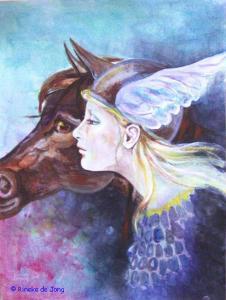 Sigdryfa  mythologie