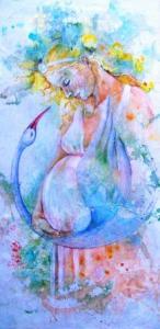 Freya  mythologie