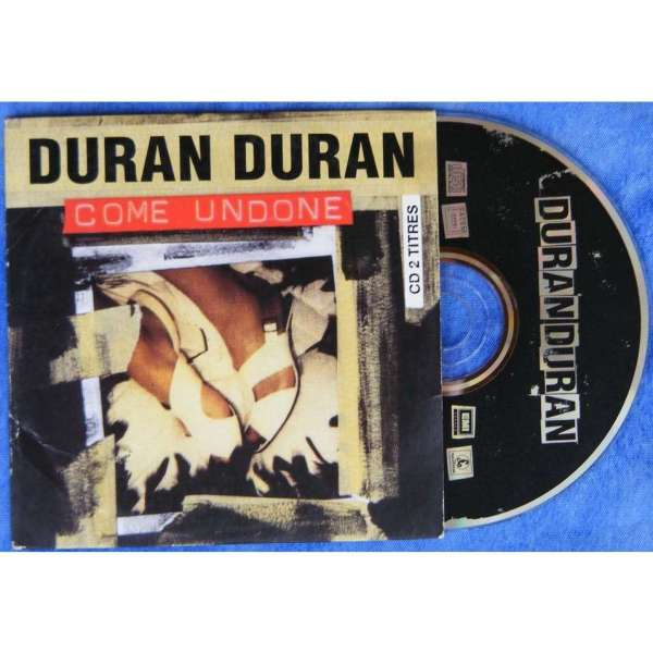 come undone / ordinary world (acoustic version) by DURAN ...