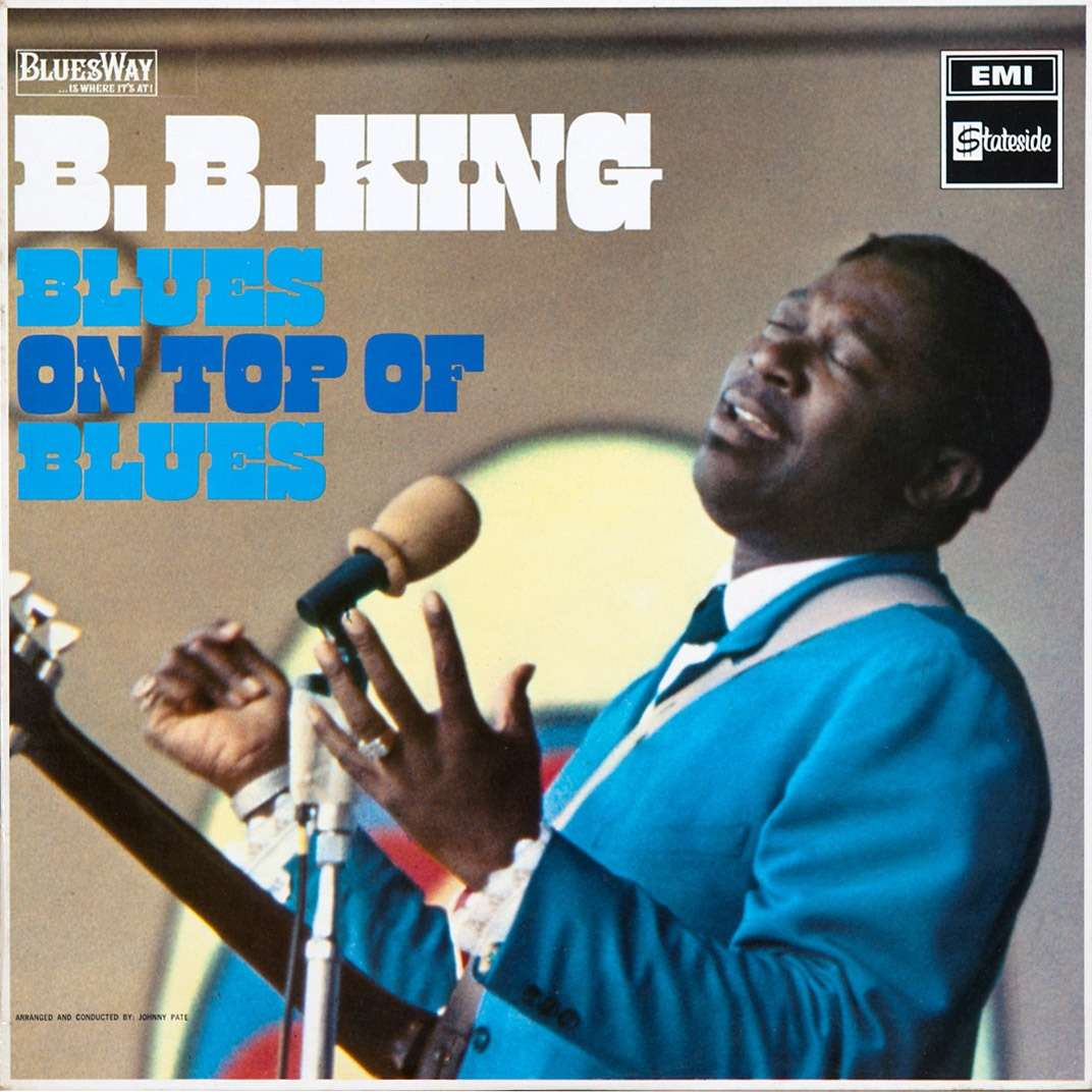 Blues On Top Of Blues By B B King Lp With Rabbitrecords