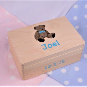 Keepsake Boxes & First Tooth Boxes