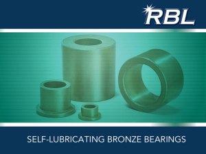 RBL Bronze Bearings
