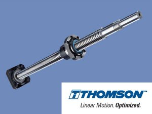 THOMSON Precision Ball Screws, Trapezoidal and Lead Screws