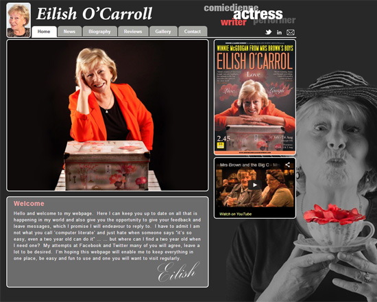 Eilish O'Carroll