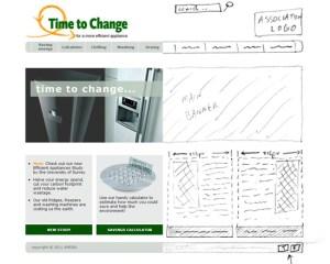 Web Design & site architecture