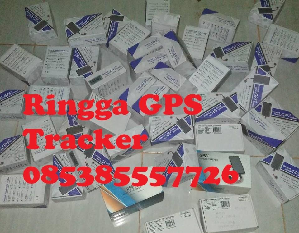 GPS tracker jogja