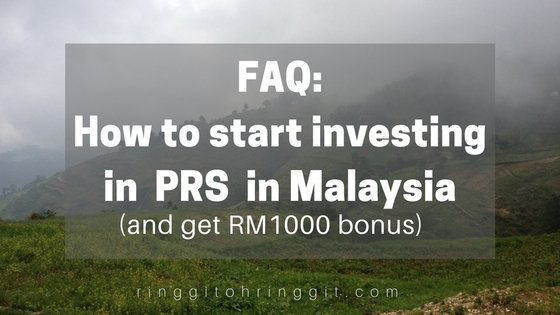 FAQ: How to start investing in Private Retirement Scheme in Malaysia
