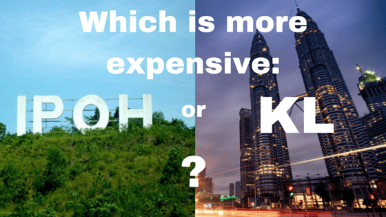 cost of living in kl