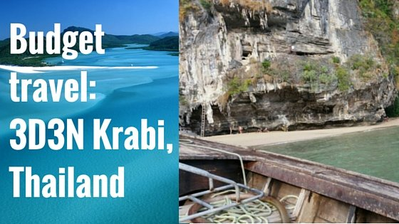Birthday trip: Krabi, Thailand (plus savings tips)