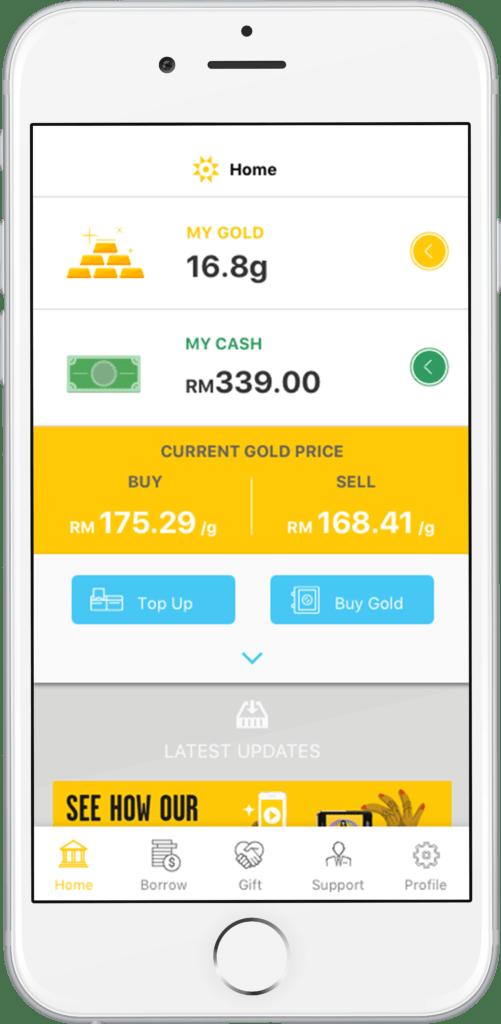 buy gold in malaysia