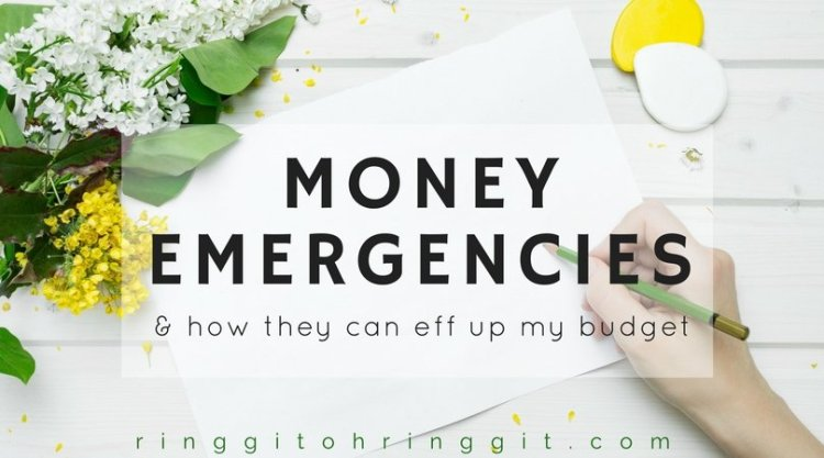 money emergencies